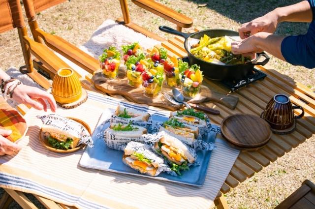 【教えて!キャンプ料理】vol.3 「キャンプ当日の調理スケジュール、どうしてる?」