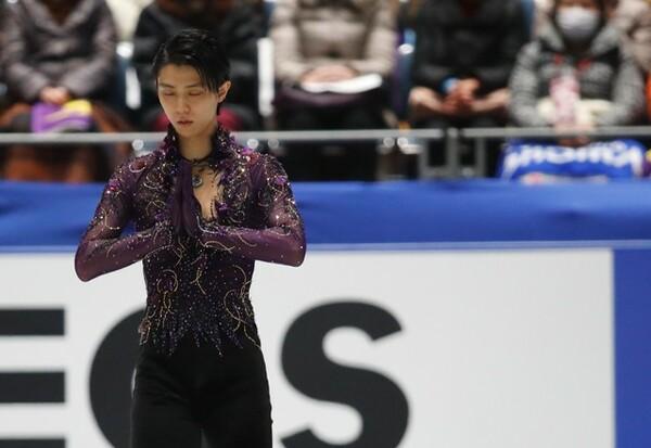 羽生にとっては「全日本選手権のフリーの感覚から脱却するための、大きなステップになる試合」と無良