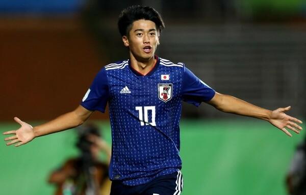 昨季、C大阪の特別指定選手としてJリーグデビューを飾った西川。すでに今夏の欧州挑戦を視野に入れているとも