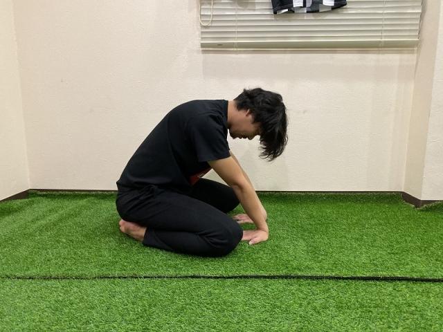 キッズトレーニング4 野球肘など腕の痛みを改善!?腕のトレーニング