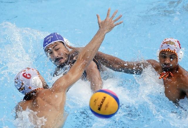 「水中の格闘技」だけに、ファウルが他の競技に比べて多いのも水球ならではと言える