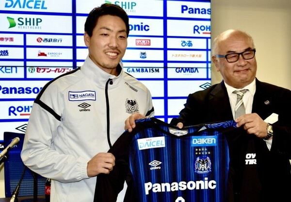 2年ぶりにJリーグに復帰する昌子は新天地として古巣の鹿島ではなく、アカデミー時代を過ごしたG大阪を選んだ