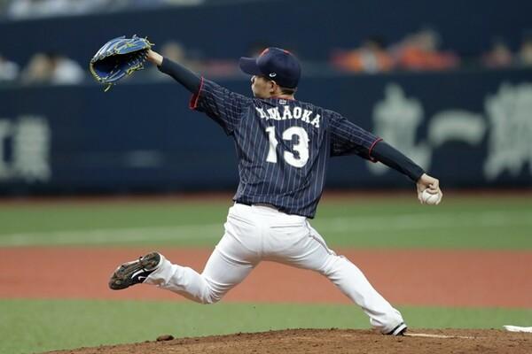 山岡泰輔(写真)や高橋礼といった代表クラスの投手が師事する、高島誠トレーナーとは何者なのか
