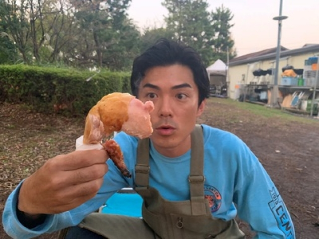 【お願い!たけだバーベキュー】第1弾「ビア缶チキンを蓋つきグリルなしで作りたい!」 たけだバーベキューによる新連載スタート!