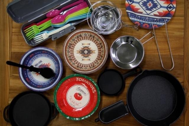 【100均キャンプ】かゆいところに手が届く! セリアで使えるキャンプ料理道具を続々発見!!