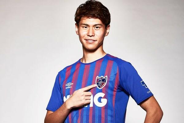 橋本拳人(FC東京)