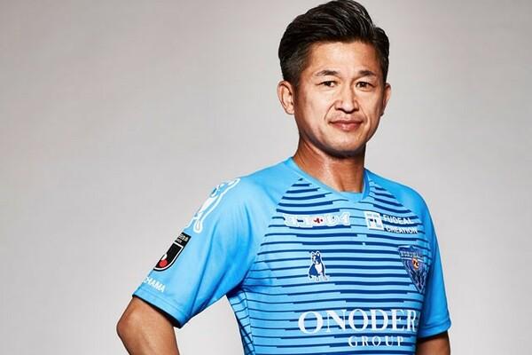 三浦知良(横浜FC)