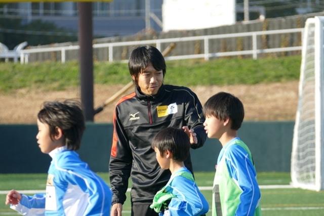 中学生になるサッカー少年へ中村憲剛が 贈る言葉