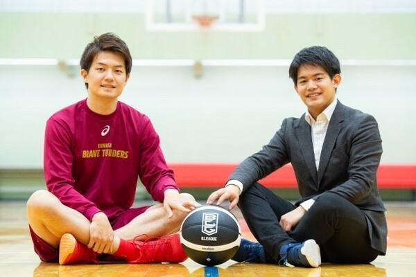 東京五輪を目指す辻選手(写真左)と先輩オリンピアンの小塚さんが、競技を超えてアスリートとして語り合った