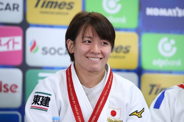 田代はリオ五輪で準決勝敗退。東京五輪では、前回果たせなかった目標(メダル獲得)に再挑戦する