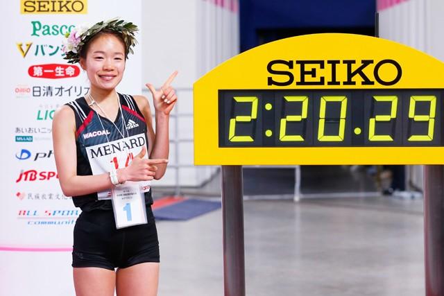 2時間20分29秒は日本歴代4位の好記録。一山にとっては「イメージ通り」のレースだった