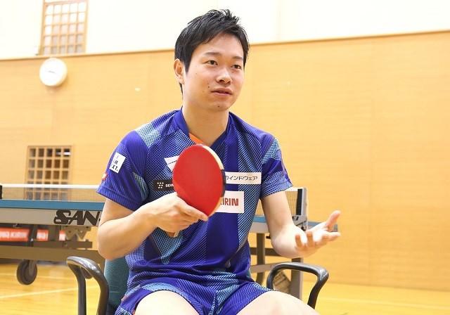 パラ卓球界のホープである岩渕幸洋に、競技の魅力や東京パラリンピック後の展望について語ってもらった