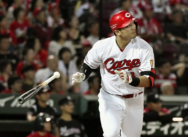いまやセ・リーグだけでなく、球界を代表するスラッガーとなった鈴木誠也。今季もその打棒に注目したい