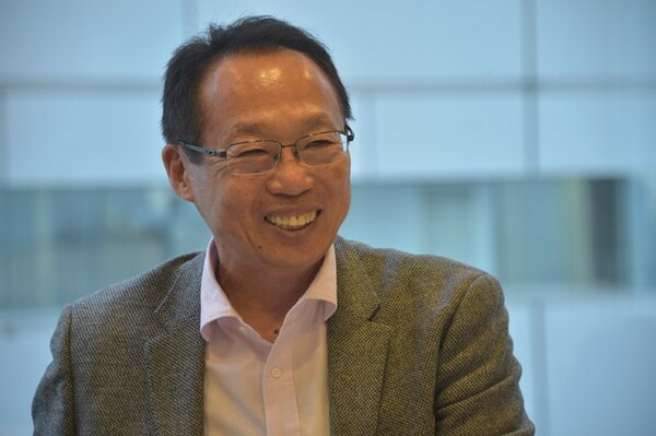 J3紹介を決めたFC今治の岡田武史会長にインタビュー。JFLの戦いを振り返ってもらった