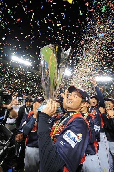 2009年WBCは苦しみながらも、決勝戦で勝負を決めるタイムリーを放ったイチロー。日本を連覇に導いた