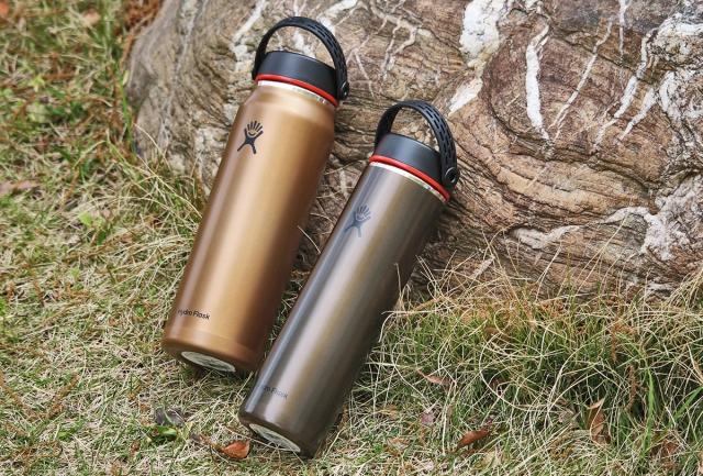 テイクアウトでもアウトドアでも活躍する断熱ボトル。Hydro Flask「TRAIL SERIES」