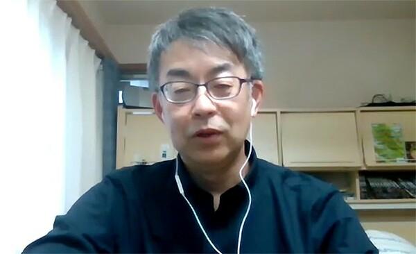 井上先生は注意点の1つに、人の少ない時間帯や場所を選ぶことを挙げた