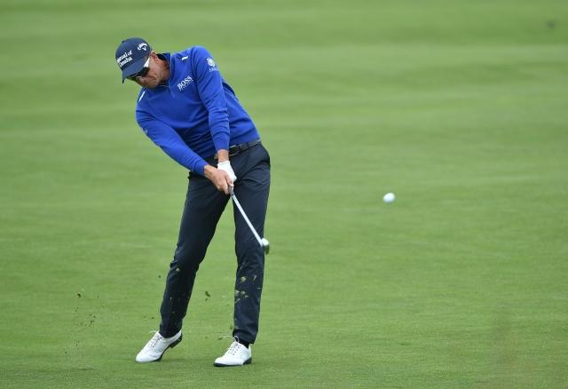 H・ステンソンに見る、スイング始動時の左足の踏み込み ゴルフレッスン〜トッププロの技から学ぶ〜