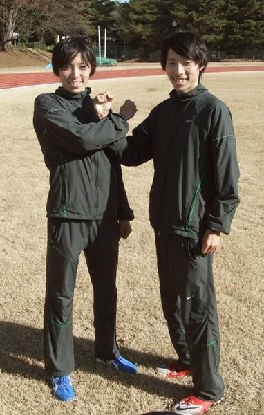 2013年度、酒井監督は設楽啓太(写真左)をキャプテン、双子の弟・悠太を副キャプテンに任命。同学年が設楽兄弟を支えチームはまとまっていった