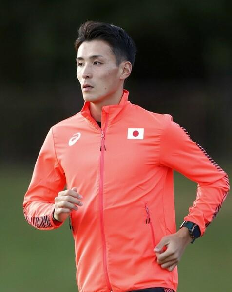 2019年9月に行われたMGCで2位に入り、東京五輪マラソン代表に内定している服部勇馬