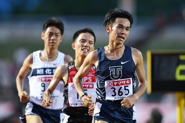 東京五輪は1万メートルを目指すという相澤。東洋大を卒業後は、マラソンだけでなくトラックでも強豪の旭化成へと入社を選択した。