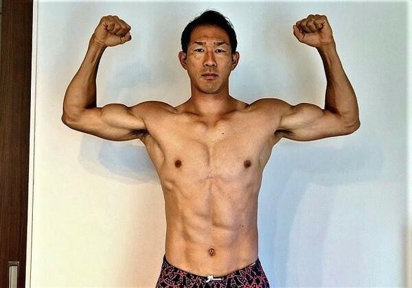 陸上・十種競技で日本の第一人者として君臨し続ける右代啓祐に、その類まれな肉体を形成するトレーニングについて聞いた