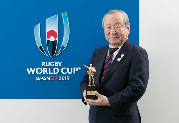 公益財団法人ラグビーワールドカップ2019組織委員会が、第3回日本スポーツビジネス大賞のグランプリに輝いた