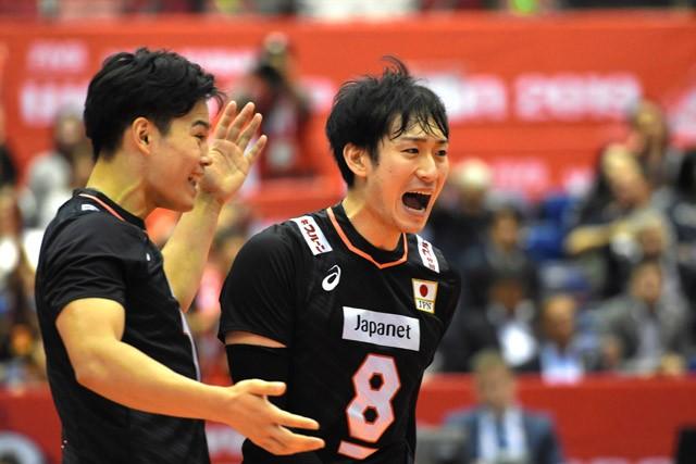 昨年10月、W杯で主将として日本代表を引っ張る柳田