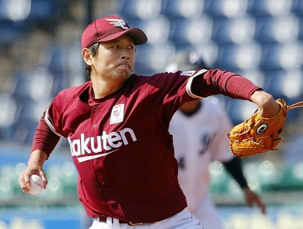 """今年で34歳を迎えた涌井。""""先発投手""""としてしっかり調子を上げているようだ"""
