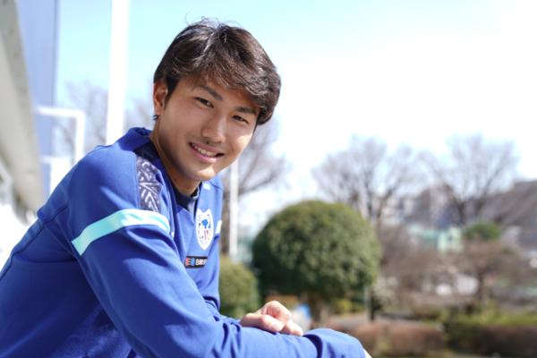 今季からレギュラー番号を背負い、副主将にも任命された渡辺。東京五輪代表にも選出されている有望株だ