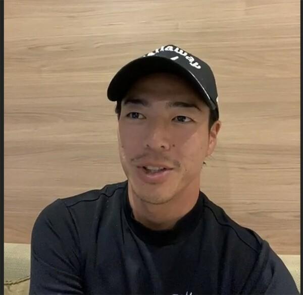 トレーニングについては、アマチュアゴルファーの参考にもなる、速く振るためのポイントも教えてくれた