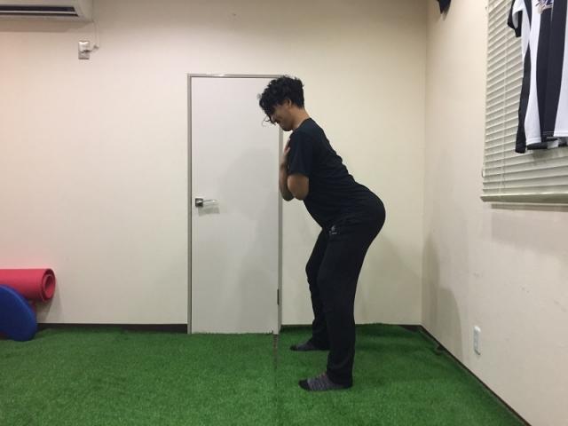 ゴルフトレーニング4 目指せ、スコアアップ!美しいフォームをキープするために