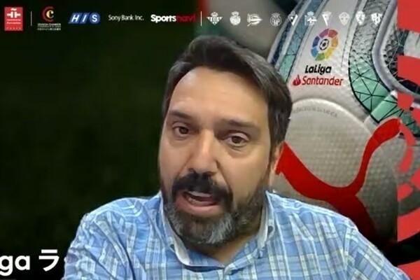 バスコニア-アラベス・グループのチーフビジネスオフィサー、パブロ・オルティス氏