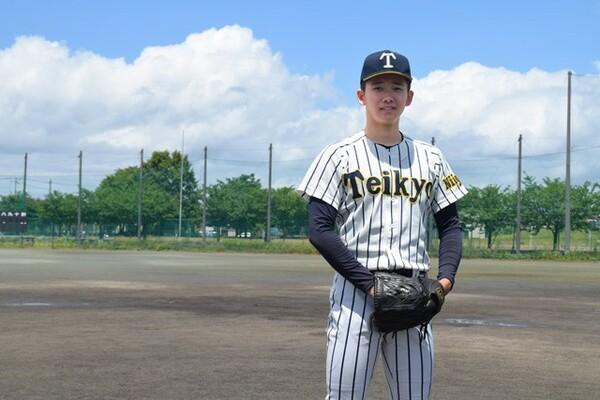 元・プロ野球選手を父に持つ帝京長岡高のエース・吉田行慶。父の背中を追いかけ、今、目指すものとは