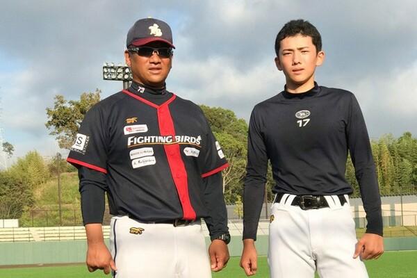 父・篤史(左)との和歌山での生活を経て、行慶(右)は名門校へ進んだが、そこで大きな試練が待ち受けていた