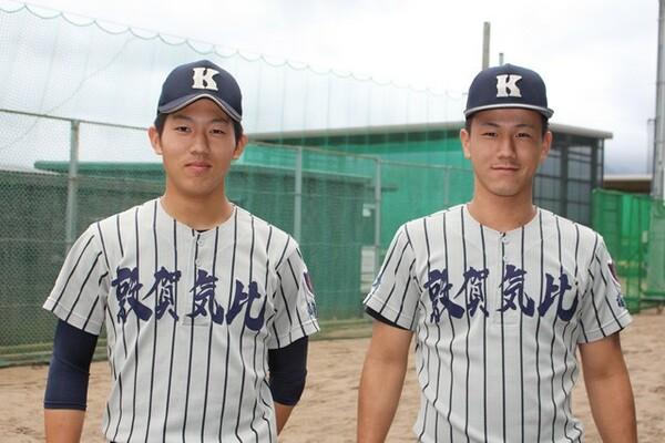 しばらく口を利かなかった笠島尚樹(写真左)と松村力(写真右)だが、今ではお互いに認めあう良きライバルだ