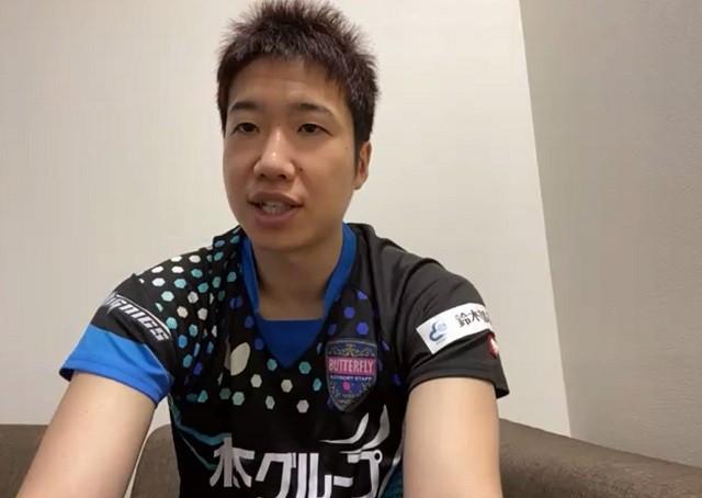 自粛期間中に考えていたことや、1年延期となった東京五輪への思いについて、オンラインで話を聞いた