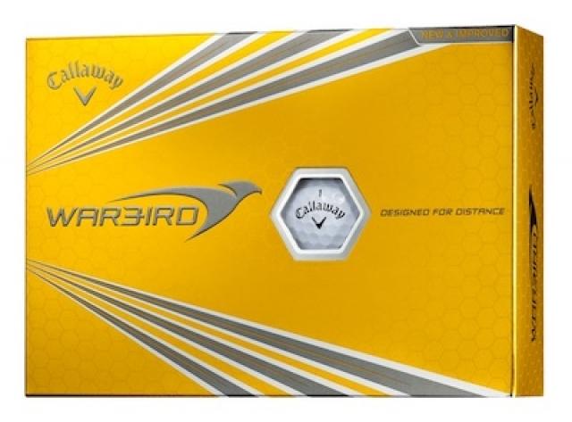 キャロウェイ WARBIRD(ウォーバード) ゴルフボール