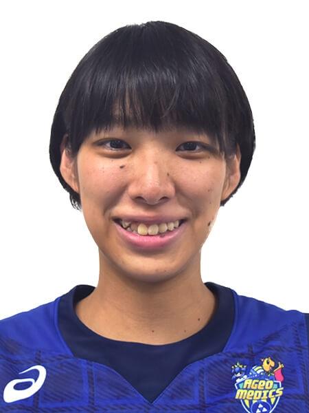 中本葉月選手