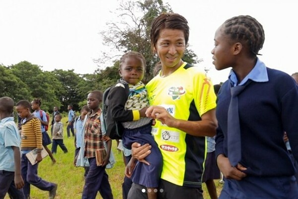 中町公祐は19年からザンビアでプレー。アフリカでの生活、国際支援活動、そして今後の展望について聞いた