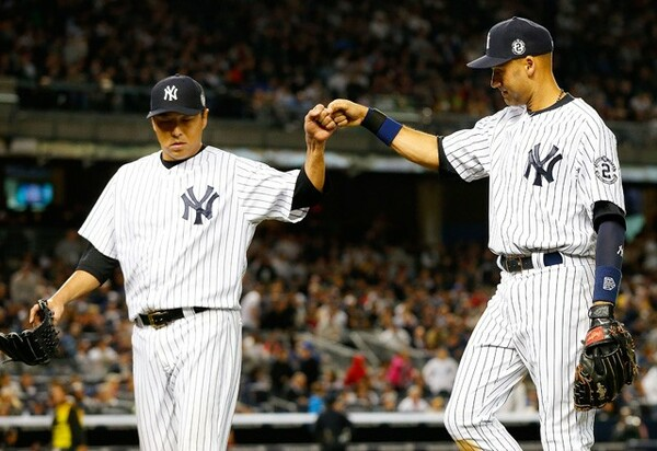 自身のMLB最終登板でもあったデレク・ジーターの「ラストダンス・イン・ニューヨーク」について、黒田が語った