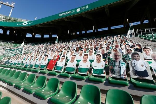 本拠地マルティネス・バレーロの集客力は国内10番目を誇る。スタジアムに歓声が戻る日は来るだろうか