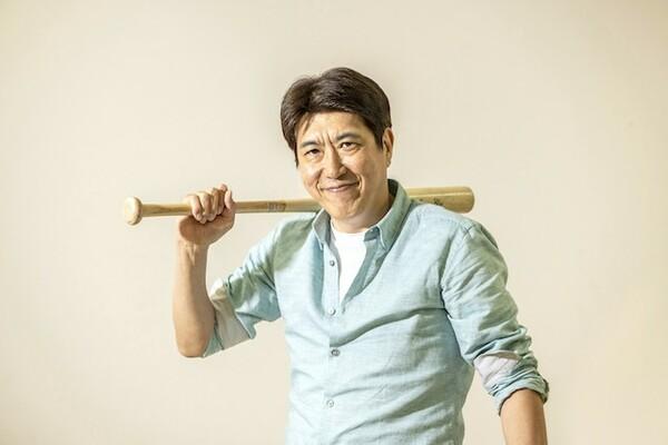 多くのプロ野球選手を輩出してきた名門・帝京高校野球部出身の石橋貴明