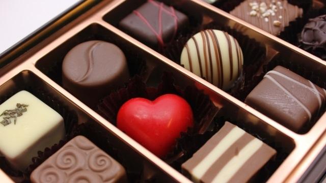 チョコレートは健康食品? チョコレートのパワー!