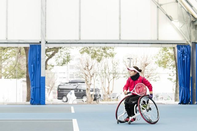 車いすテニスのホープ・田中愛美を支えるブリヂストン製のタイヤ、そこの込められた技術と開発過程を紹介