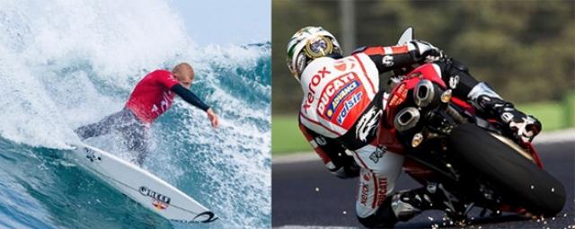 【サーフィン】「レールが入ってないって」どういうことだ? (1) シリーズ「おいらはサーファーの味方」