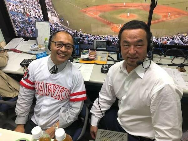 平成唯一の三冠王、松中氏の打撃理論にはいつも感心させられるという