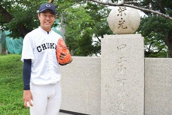 昨秋の明治神宮大会で高校日本一へ導き、世代ナンバーワンとの呼び声が高い中京大中京高のエース・高橋宏斗。今夏の甲子園交流試合最注目選手のひとりだ