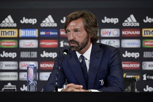 サッリ監督の後任として新たにユヴェントスの監督に就任したクラブOBのアンドレア・ピルロ。監督経験の乏しい彼の抜擢にファンからも不安視する声は多い