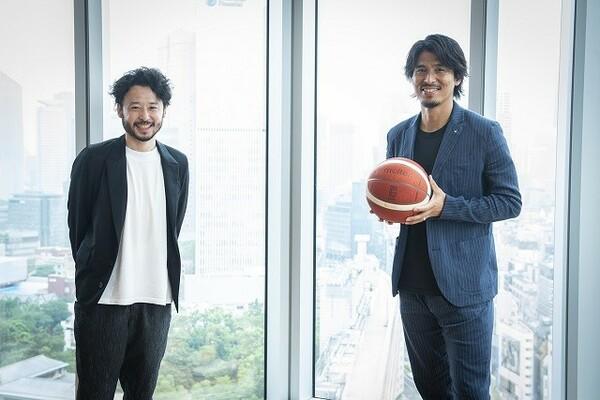 10年以上の親交があるという田臥選手と中澤さん